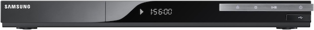 Samsung BD-C5900 3D Blu-ray Player - Front