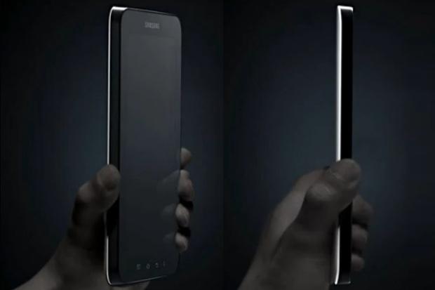 Samsung GALAXY Tab - Side Views