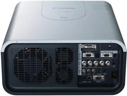 Canon LV-7590 Multimedia Projector