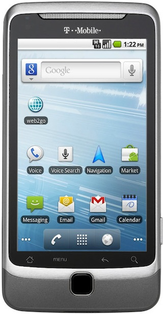 T-Mobile G2 Smartphone by HTC - Closed