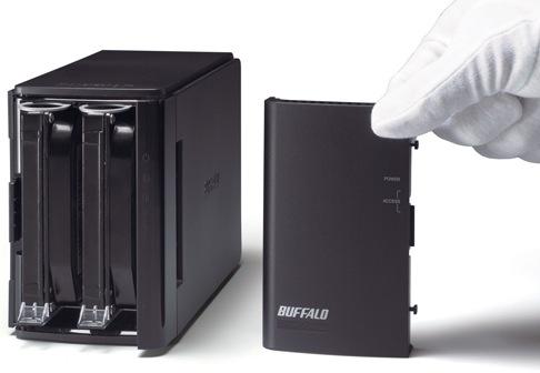Buffalo DriveStation Duo External Hard Drive
