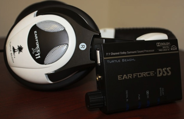 Turtle Beach Ear Force DX11 Gaming Headset