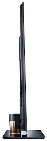 LG Infinia 72LEX9 72-inch LED LCD HDTV - Side