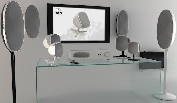 Focal Bird Speaker System