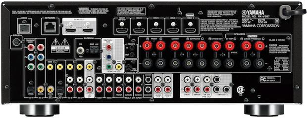 Yamaha RX-V867 A/V Receiver