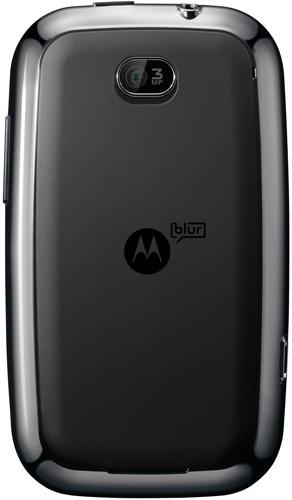 Motorola BRAVO Smartphone - Back