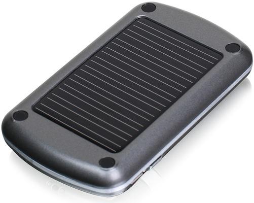 IOGEAR GBHFK331 Solar Bluetooth Caller Announce Hands-Free Car Kit