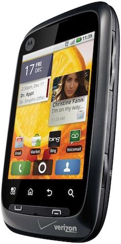 Motorola CITRUS Smartphone