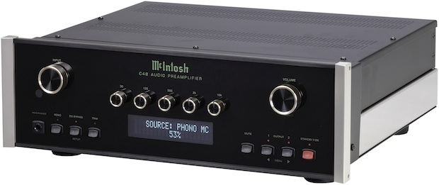 McIntosh C48 Stereo Preamplifiers