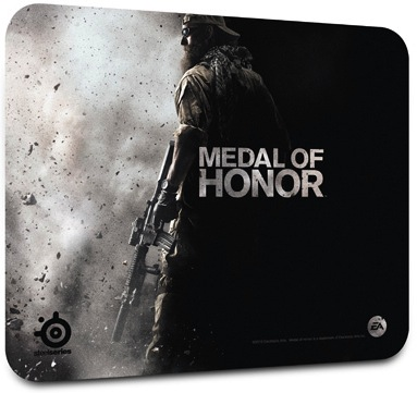 SteelSeries Medal of Honor Edition Mouse Pad