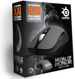 SteelSeries Medal of Honor Edition Mouse
