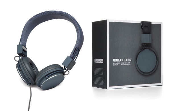 Urbanears Plattan Plus Headphones - Dark Grey