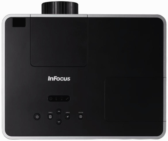 InFocus IN5110 LCD Projector - Top