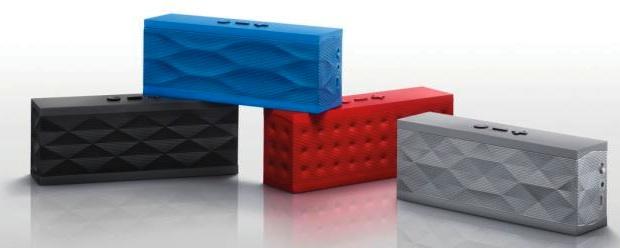 Jawbone JAMBOX Wireless Speaker and Speakerphone - Colors