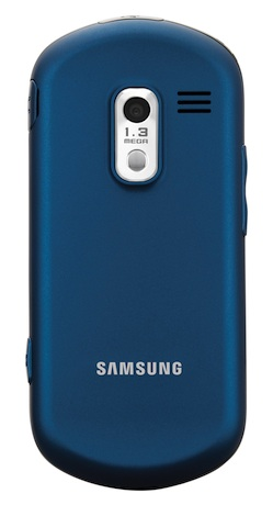 Samsung SCH-R570 Messager III Cell Phone - Back