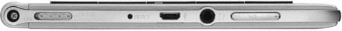 Sony PRS-950 Wireless Reader Daily Edition - Bottom