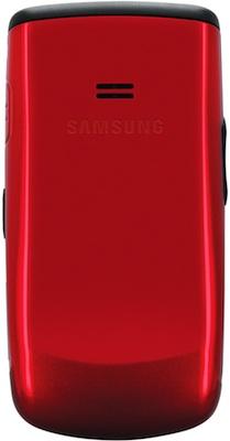 Samsung SCH-r250 Contour Cell Phone - Back
