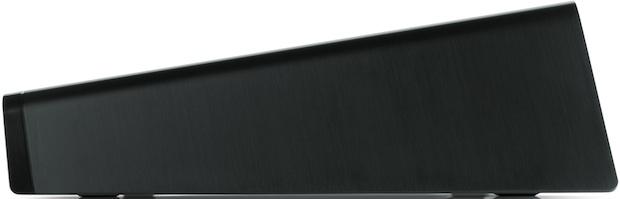 Olive O6HD Audiophile Music Server - Black - Side