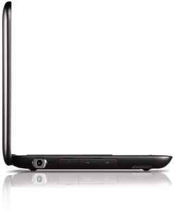Dell Inspiron duo Convertible Notebook Tablet- Side