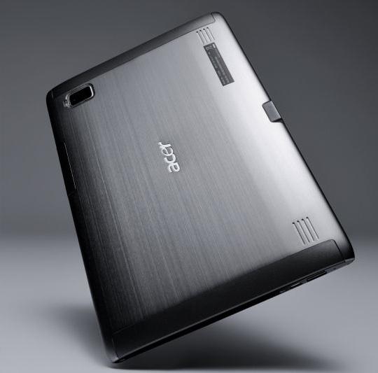Acer Tablet Back
