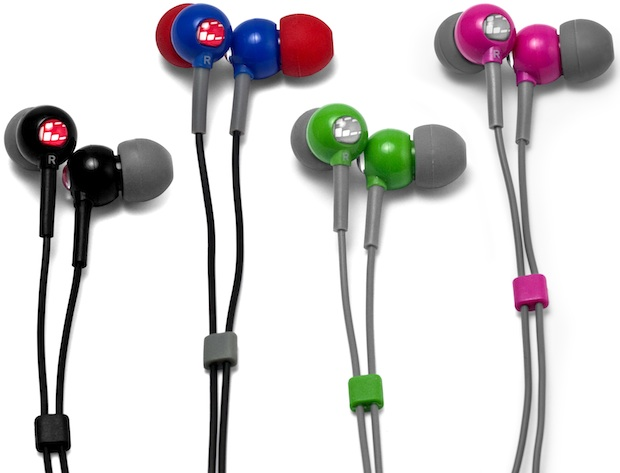 H2O Audio Flex All Sport Buds Waterproof Headphone Colors
