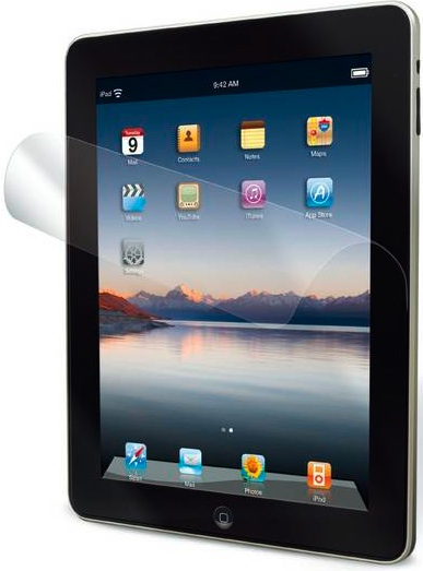 3M Natural View Screen Protector for iPad