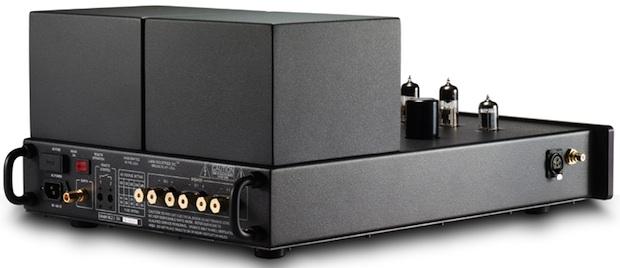 LAMM Industries ML2.2 Tube Amplifier - Back