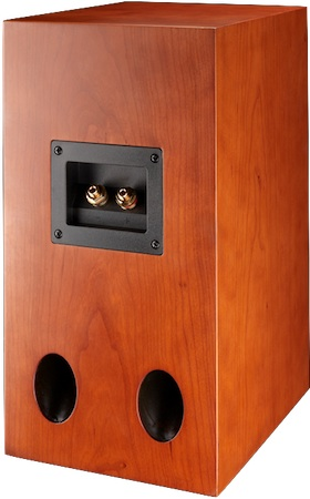 Anthony Gallo Acoustics Classico Series Bookshelf Speakers - Back