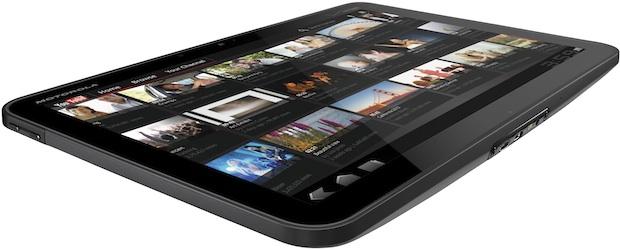 Motorola XOOM 10-inch Tablet