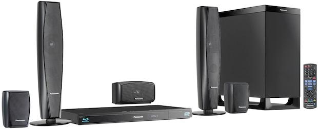 Panasonic SC-BTT370 Blu-ray Home Theater System