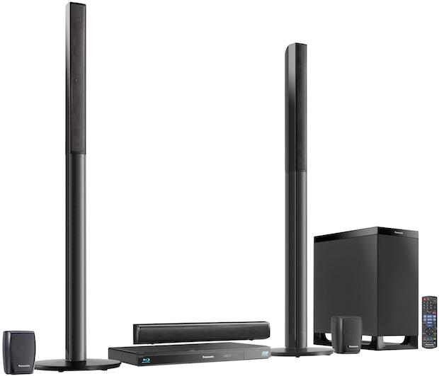 Panasonic SC-BTT770 Blu-ray Home Theater System