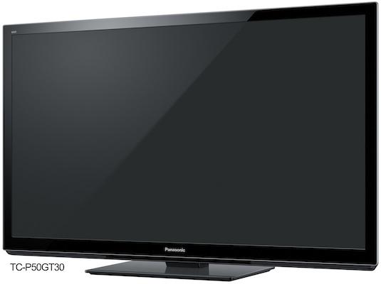 Panasonic VIERA GT30 Full HD 3D Plasma HDTV