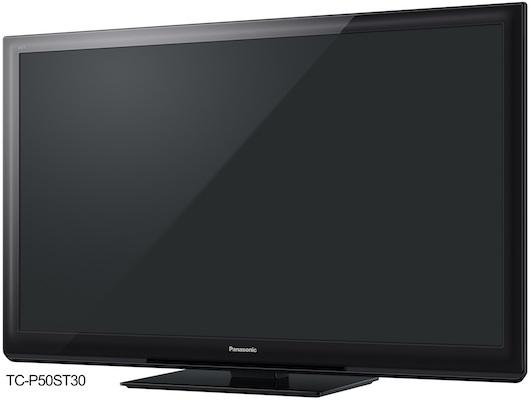 Panasonic VIERA ST30 Full HD 3D Plasma HDTV