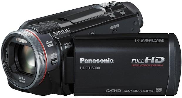 Panasonic HDC-HS900 Camcorder