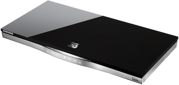 Samsung BD-D6500 Blu-ray Disc 3D Player
