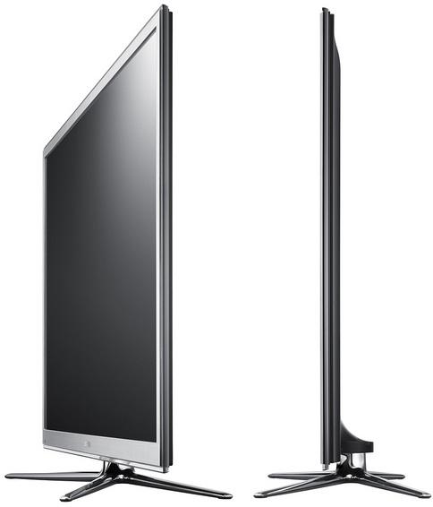 Samsung D8000 Series Plasma 3D HDTV - Profile