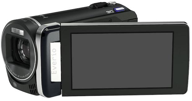 GZ-HM960 Everio Full HD Camcorder