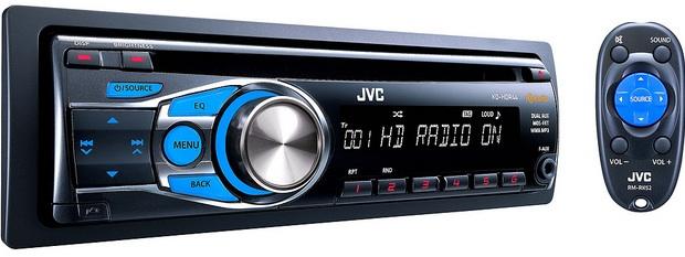 JVC KD-HDR44