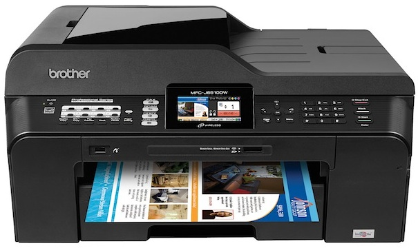 Brother MFC-J6510DW All-in-One Ink Jet Printer