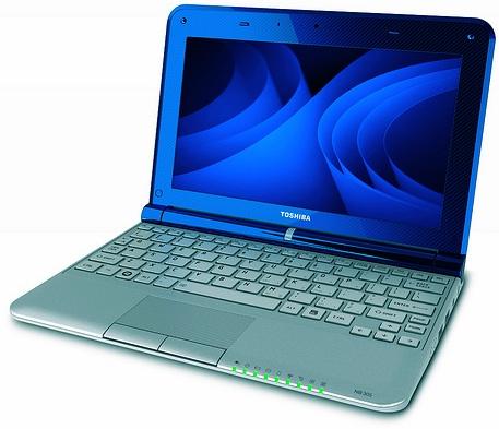 Toshiba mini NB305 Netbook