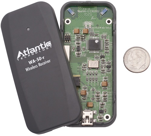 Atlantic Technology WA-50-R Wireless Audio Receiver