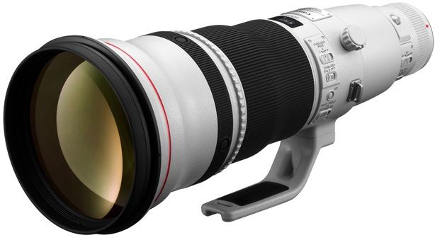 Photo of Canon EF 600mm f/4L IS II USM Lens