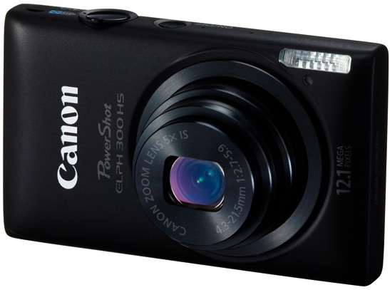 Photo of Canon PowerShot ELPH 300 HS Digital Camera