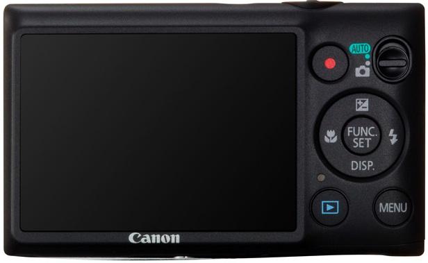Photo of Canon PowerShot ELPH 300 HS Digital Camera - Back