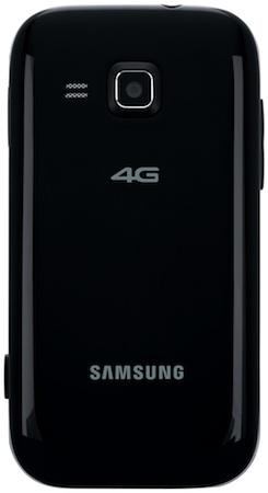 Samsung Indulge 4G LTE Smartphone - Back