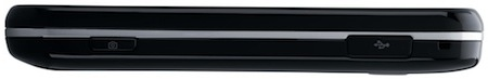 Samsung Indulge 4G LTE Smartphone - Side