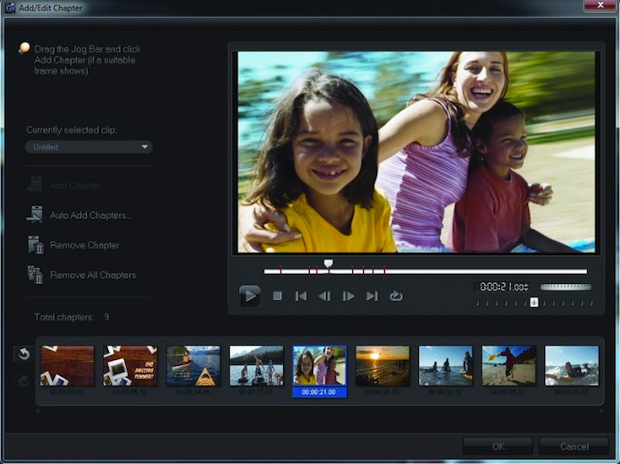 Corel VideoStudio Pro X4 - Screenshot - DVD Authoring