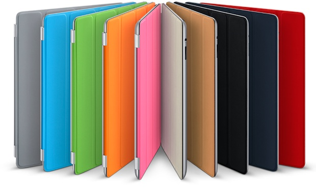 Apple Smart Covers for iPad 2 - Colors
