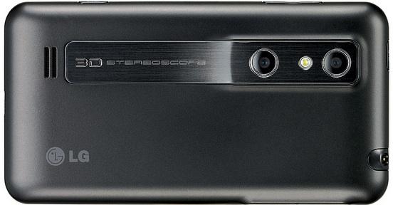 LG Thrill 4G Smartphone - Dual Cameras