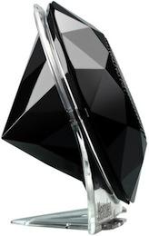 Hercules XPS Diamond 2.0 USB PC Speakers - Side